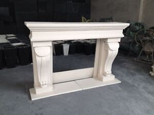 Biggest Sale 50%off +$200 Cashback Stone Fireplace Mantel Mantle Regina Regina Area image 5