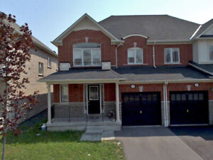 3 Bedroom/ 3Washroom Home For Rent In Demand Ajax Location