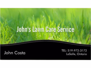 Lawn Aerating/Seeding/Fertilizer only -