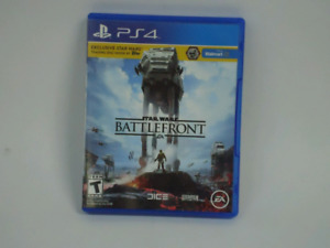 Star wars battlefront for trade on PS4