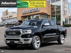 2019 Ram 1500 Limited  - Sunroof - Leather Seats - $260.68 /Wk