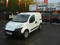 2013 CITROEN NEMO LX 1.3HDi ONE OWNER, FULL SERVICE HISTORY, £30 ROAD TAX