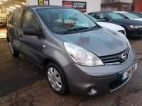 2012 (61) NISSAN NOTE 1.5 VISIA DCI 5DR
