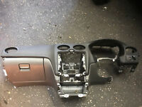 ford focus mk2 dashboard & airbag 2005-10 BREAKING CAR