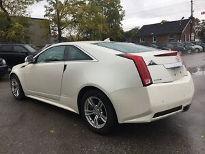 2012 CADILLAC CTS COUPE PERFORMANCE * LEATHER * REAR CAM * BLUET London Ontario image 4