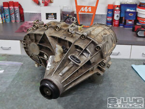 Transmissions and transfer cases