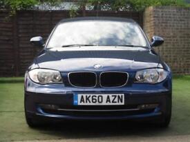 2010 BMW 1 Series 2.0 118i SE 5dr