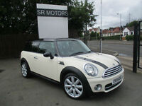 2008 Mini Clubman 1.6TD ( Chili ) Cooper D(PANROOF,HALF LEATHER SEATS)