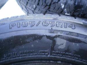 2 pneu 185/65 R 14