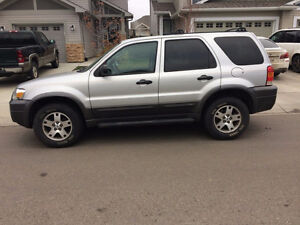 2005 Ford Escape XLT,V6,4X4 SUV,