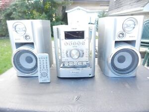 Sony Stereo System 5 Disc remote