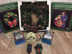 Christmas Decoration - Selling as Combo