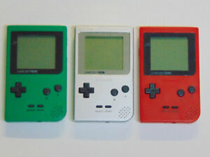 Nintendo GameBoy Pocket (MGB-001, Choose Colour)