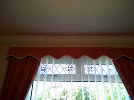 Fully Lined Quality Curtains