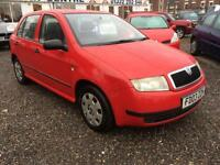 2003 SKODA FABIA 1.2 12V Classic 5dr 64hp VERY VERY CLEAN EXAMPLE