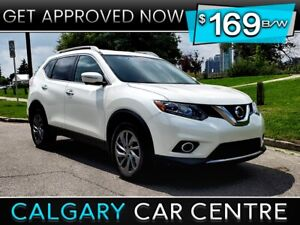 2015 Rogue SL $169 B/W TEXT US FOR EASY FINANCING 587-317-4200