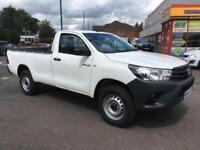 16/66 Toyota Hi-Lux 4WD Active Single Cab 28,000 Miles One Owner F.S.H