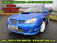 2006 Subaru Impreza 2.5 WRX - ONLY 48000mls - KMT Cars