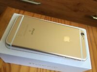IPHONE 6S 16GB GOLD BRAND NEW CONDITION