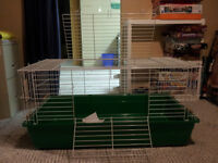 Extra large small animal cage