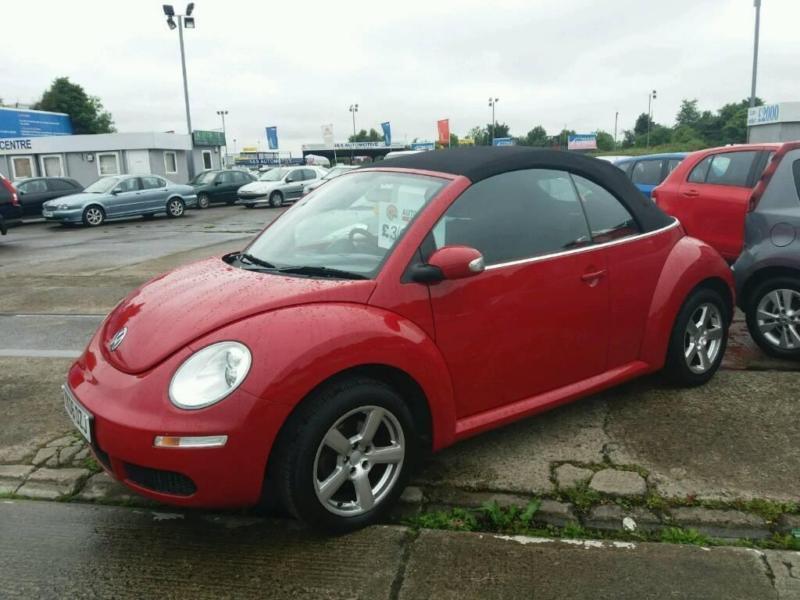 2006 Volkswagen Beetle Luna 8v 1.6