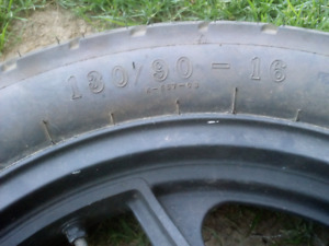 """New tires """"reduced for quick sale"""""""