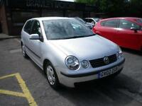 2002 Volkswagen Polo 1.2 ( 65bhp ) SE * PERFCT 1ST CAR * EXCELLENT EXAMPLE