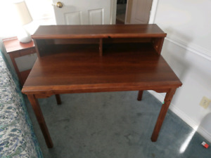 Brown Study Desk