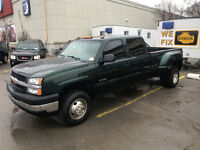2003 CHEV SILVERADO K3500 DUALLY 4X4 6.0L $15,995 CERT, E-TEST London Ontario Preview