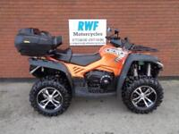 QUADZILLA X8, EPS, 2016, ONLY 1 OWNER FROM NEW & 452 MILES, MINT COND, SERVICED