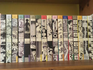 Selling Manga Collection!!!