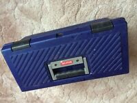 Medium tool box empty (used)