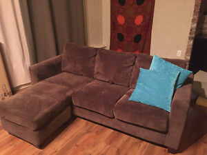 2 way couch avail. immediately