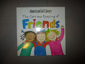 2 books for girl; Friends & Scrapbook