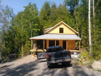 Mountain man construction and renovations