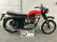 1967 Triumph T120R Bonneville T120 R beautifully restored example, Bonne