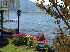 Gorgeous Lakefront Home in sunny Osoyoos, BC