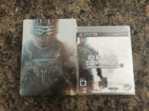 PS3 Games With Steel Cases