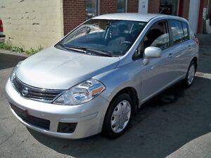 2011 Nissan Versa-- 75,000Kms