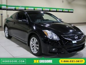 2012 Nissan Altima COUPE SR V6  6 VITESSES CUIR TOIT MAGS