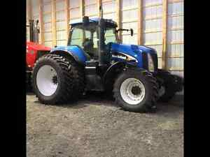 New holland TG 215