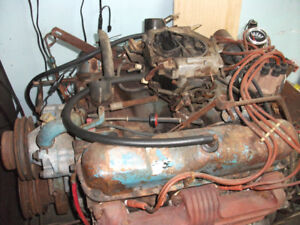 1979 360 DODGE ENGINE & 1989 MUSTANG 8.8  REAREND