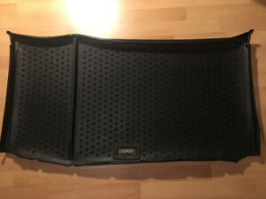 Mini Cooper S Countryman Trunk Mat