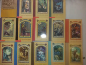 A Series Of Unfortunate Events (Complete Set)