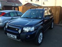 Land Rover freelander sport premium