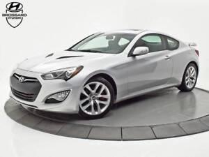 2014 Hyundai Genesis Coupe 2.0T Premium A/C GPS TOIT SIÈGES CHAU