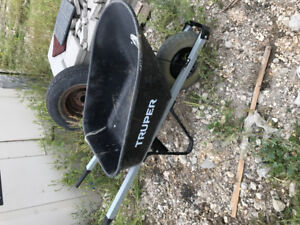Wheel barrow, and other