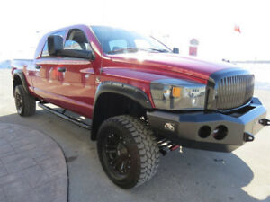 2008 Dodge Power Ram 3500 Black Pickup Truck
