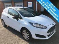 2013 FORD FIESTA VAN 1.5 TDCI ECONOMICAL ENGINE, 1 OWNER, FULL SERVICE HISTORY