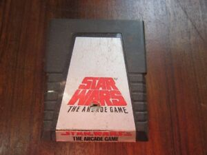 ATARI 1983  STAR WARS  '' THE ARCADE GAME''